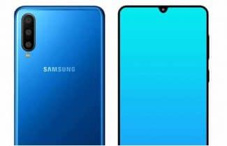 דיווח: Galaxy A60 של סמסונג יגיע עם מסך 6.7 אינץ' וסוללת 4,500mAh