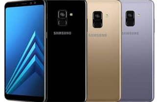 סמארטפון Samsung Galaxy A8 תצורת 4/64 בדיל חדש!
