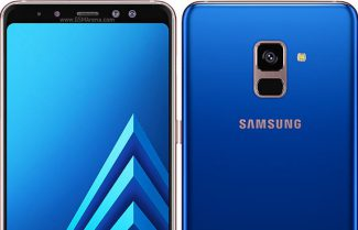 סמארטפון Samsung Galaxy A8 Plus תצורת 4/64 בדיל חדש!