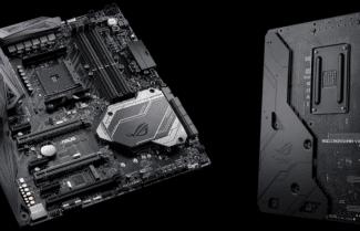 חברת אסוס משיקה את לוחות האם החדשים על בסיס AMD X570