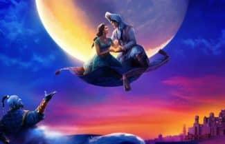 """ג'ירפה בקולנוע: ביקורת סרט – """"אלאדין 2019"""": הג'יני הוא בפרטים"""