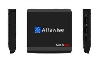 סטרימר (מזרים מדיה) Alfawise A95X R1 כולל תמיכה ב-4K במחיר מבצע