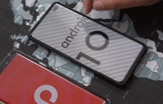 צפו בוידאו: +Galaxy S10 מריץ אנדרואיד 10 עם ממשק המשתמש החדש