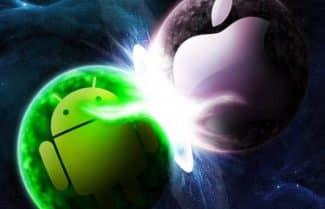 מחקר בינלאומי: אנדרואיד שולטת, אפל לא מוותרת, Windows ובלאקברי נעלמות