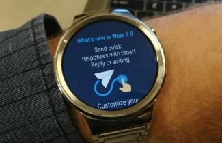 הגיעה השעה: Huawei Watch מתחיל לקבל עידכון ל-Android Wear 2.0