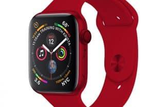 אפל צפויה להשיק את Watch Series 5 תחת PRODUCT RED