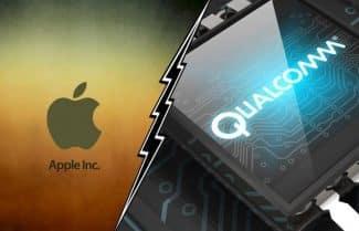 הקרב נמשך: קוואלקום מבקשת לאסור מכירת מכשירי אייפון בסין
