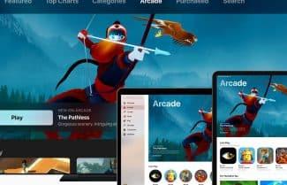 אפל מציגה את שירות המשחקים ושירות הטלוויזיה החדשים