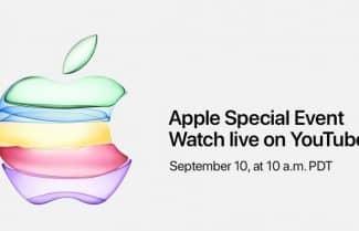 לראשונה: אירוע ההכרזה הגדול של אפל ישודר ב-YouTube