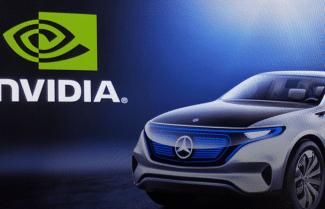 לאס וגאס: מרצדס ו-NVIDIA בדרך להשיק רכב מבוסס בינה מלאכותית