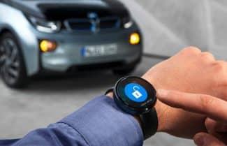 אפליקציית BMW Connected משתדרגת עם תמיכה בשעוני סמסונג
