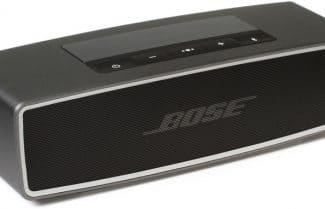 [לשעות הקרובות בלבד] רמקול נייד Bose SoundLink Mini II במחיר מבצע!