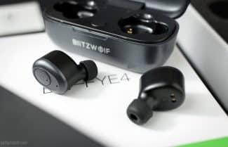 אוזניות Truly Wireless מבית Blitzwolf – במחיר מעולה כולל קופון הנחה!