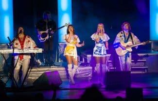 לראשונה בישראל: להקת Björn Again מבצעת את The ABBA Show