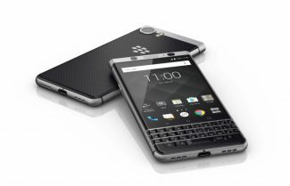 ברצלונה 2017: בלאקברי מכריזה על BlackBerry KeyOne