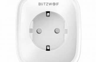 שקע חכם מבית BlitzWolf לשליטה על מוצרים בבית – במחיר מעולה!