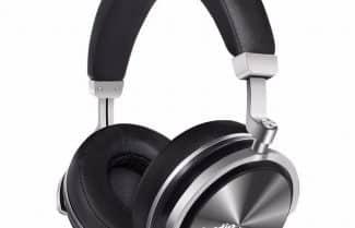 גירבסט: אוזניות Bluedio T4 כולל מסנן רעשים בהנחה משמעותית