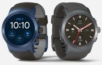 """רגע לפני ההכרזה: תמונה """"רשמית"""" של השעון החכם LG Watch Sport"""