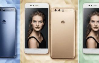 נאמר כבר הכל: תמונה רשמית חושפת את ה-Huawei P10