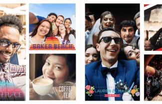 סנאפצ'ט, מאחורייך: פייסבוק בוחנת כלי מסגרות חדש