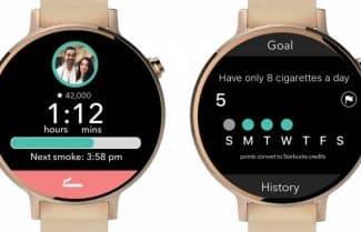 לבריאות: אפליקציה חדשה לשעון החכם תעזור לכם להפסיק לעשן