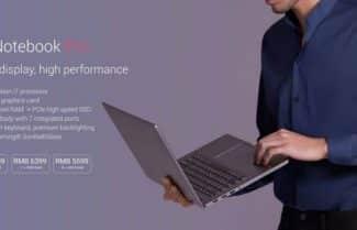 אפל, מאחוריך: שיאומי מכריזה על המחשב הנייד Xiaomi Mi Notebook Pro