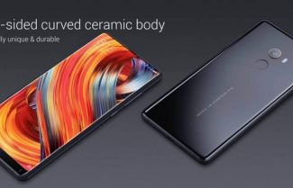 הוכרז:Xiaomi Mi Mix 2: מהיר יותר, קטן יותר ועם תג מחיר של החל מ-510 דולרים