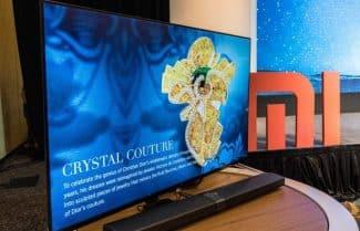 לאס וגאס: Mi TV 4 של שאומי דקיקה, מודולרית ובעלת בינה מלאכותית