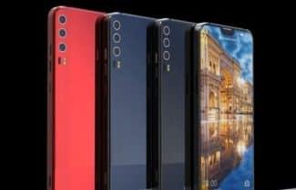 תרשימים חדשים חושפים את מערך הצילום המשולש ב-Huawei P20