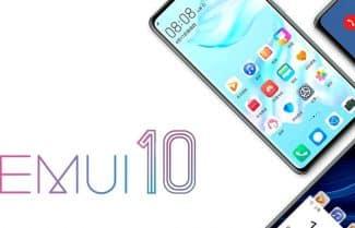 וואווי חושפת את ממשק המשתמש 10 EMUI; יגיע תחילה למשפחת Huawei P30