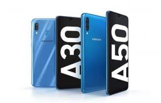 סמסונג מכריזה על Galaxy A30 ו-Galaxy A50 לשוק הבינוני