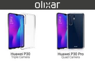 יצרנית כיסויים חושפת: Huawei P30 Pro יגיע עם ארבע עדשות אחוריות