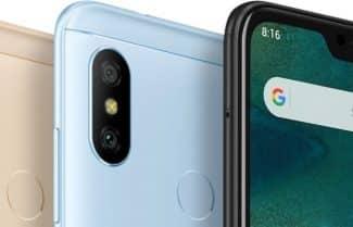 סמארטפון Xiaomi Mi A2 Lite במחיר מבצע כולל ביטוח מס!
