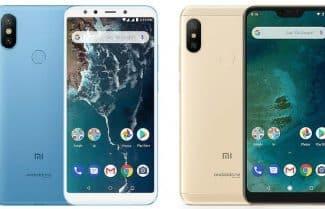 ג'ירפה בודקת: Xiaomi Mi A2 & A2 Lite