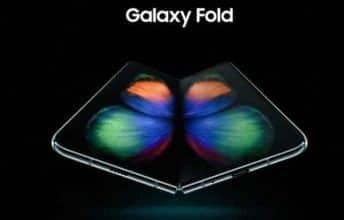 סמסונג מכריזה על ה-Galaxy Fold עם מסך גמיש ושש מצלמות; כמה הוא יעלה לכם?