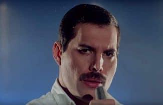צפו: התגלה סרטון לשיר לא מוכר של פרדי מרקורי