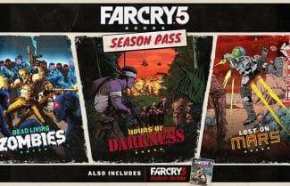 תכיל משחק נוסף: חבילת ה-Season Pass של Far Cry 5 נחשפת