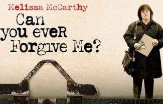 """ג'ירפה בקולנוע: ביקורת סרט – """"האם אי פעם תסלחי לי?"""""""