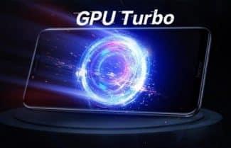 ממשק המשתמש EMUI 9.1 של וואווי יגיע עם טכנולוגיית GPU Turbo 3.0