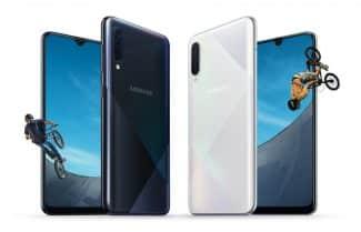 סמסונג מכריזה על Galaxy A30s ו-Galaxy A50s עם מצלמות חדשות