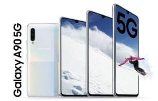 הוכרז: Galaxy A90 5G – מסך 6.7 אינץ', מצלמת 48 מגה פיקסל וסוללה מרשימה
