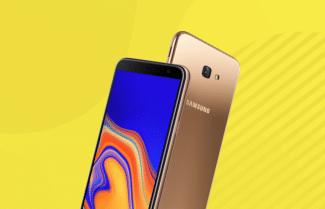 סמארטפון סמסונג Galaxy J4 Plus במחיר מבצע עם זמינות מיידית!