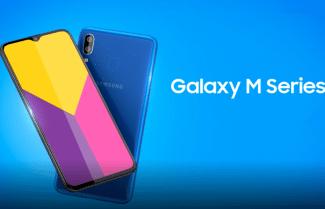 סדרת Galaxy M של סמסונג תקבל אנדרואיד 9 פאי החל מה-3 ביוני
