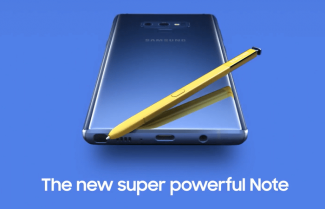 צפו בשידור: סמסונג מכריזה על ה-Galaxy Note 9