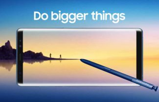 יוצאת לדרך: סמסונג משיקה את ה-Galaxy Note 8 ב-42 שווקים ברחבי העולם