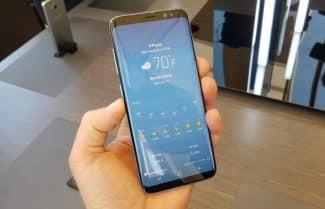 סמסונג: קצב מכירות ה-Galaxy S8 כפול ממכשיר הדגל הקודם