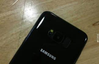 התגעגעתם? סט תמונות חדש מציג את ה-Galaxy S8 בשחור