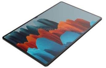 כמו המקבוק? הדלפות ראשונות של ה- Galaxy Tab S8