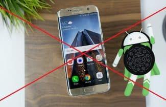 שוב זה קורה לה: סמסונג עצרה את הפצת אנדרואיד 8 למכשירי Galaxy S7