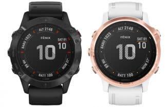 לפני ההכרזה: שעוני Garmin Fenix 6 הודלפו לרשת כולל מפרט ומחירים